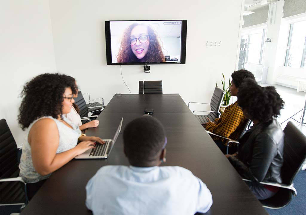 Virtual presenter using i2i Technologies solution