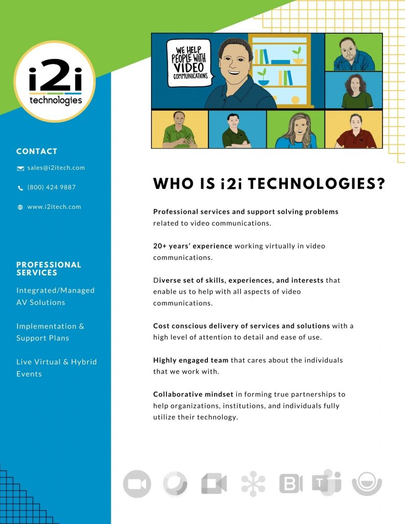 Who is i2i Technologies graphic. Download pdf to view.